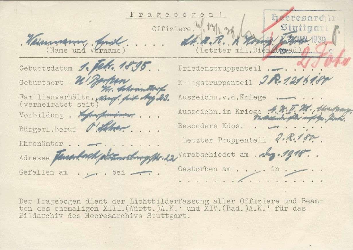 Weinmann, Emil, Bild 3