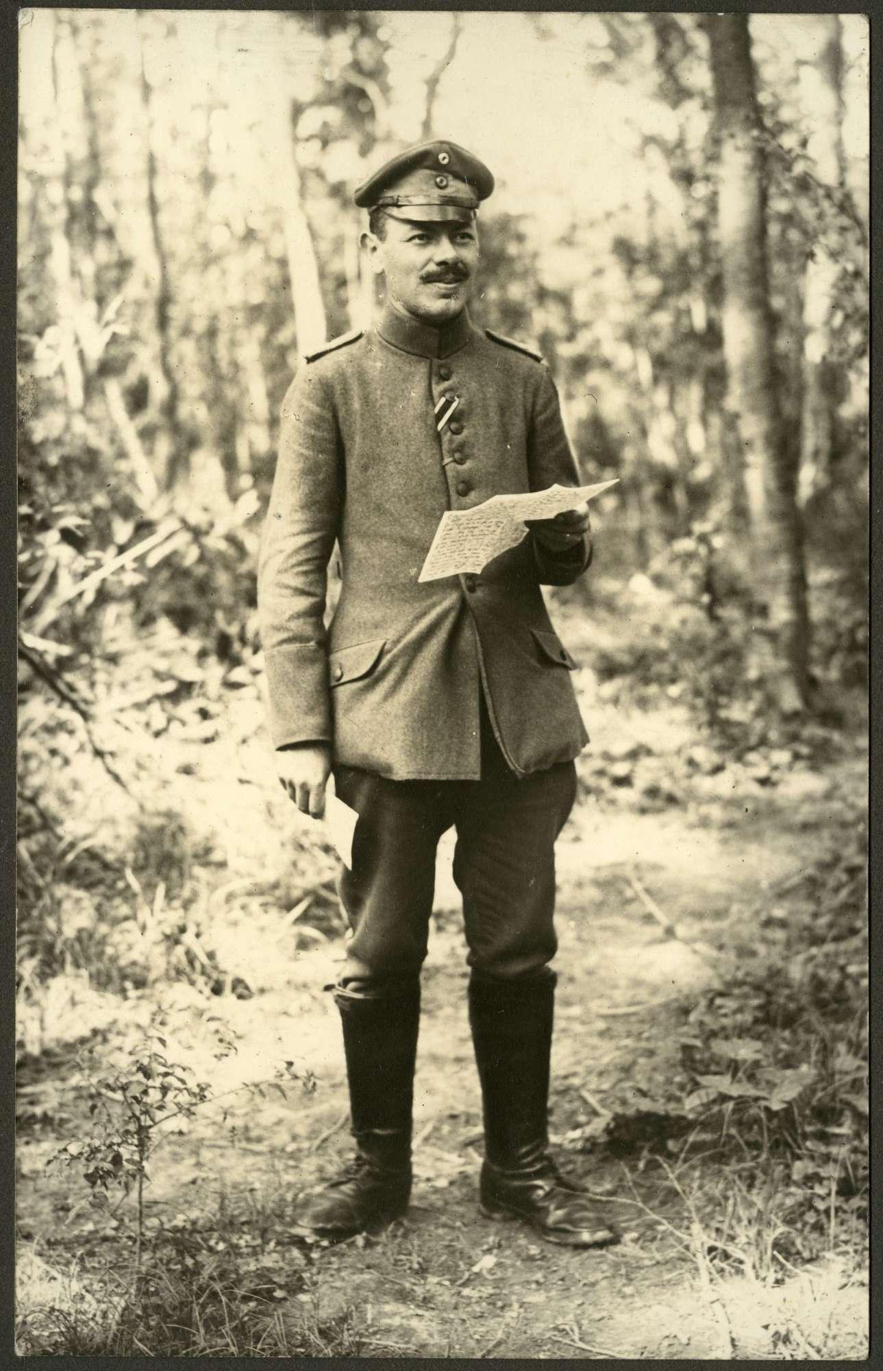 Weizsäcker, Fritz, Bild 2