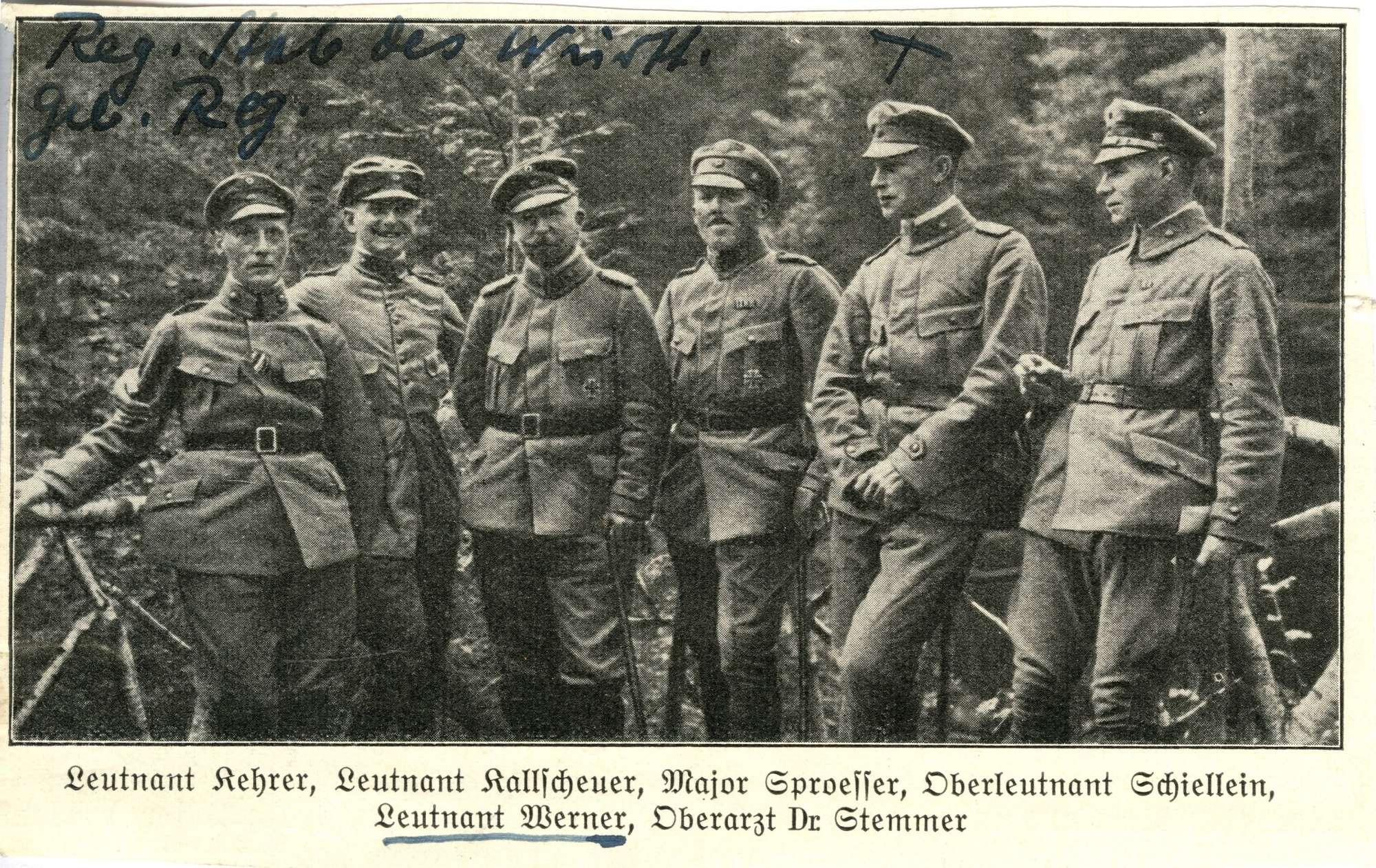 Werner, Theodor, Bild 1