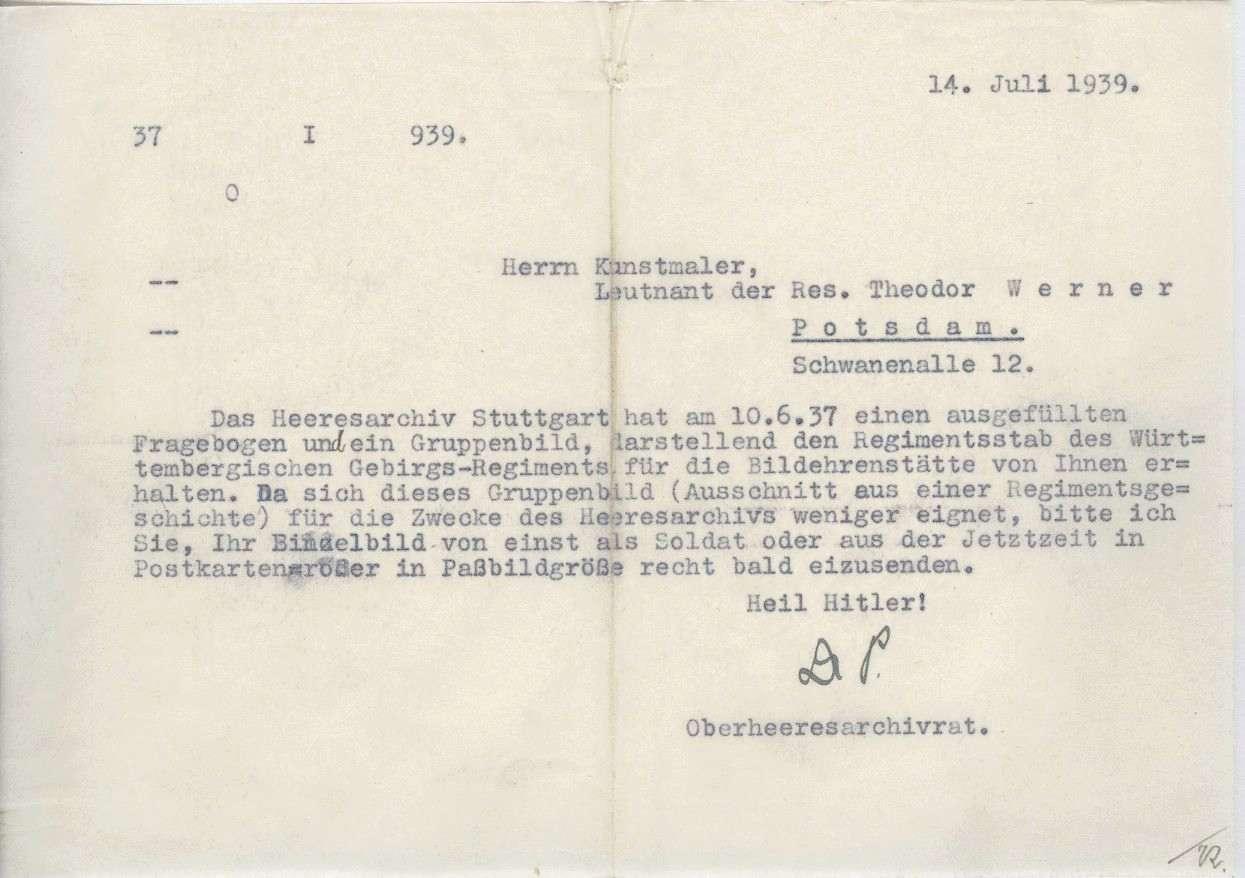 Werner, Theodor, Bild 3