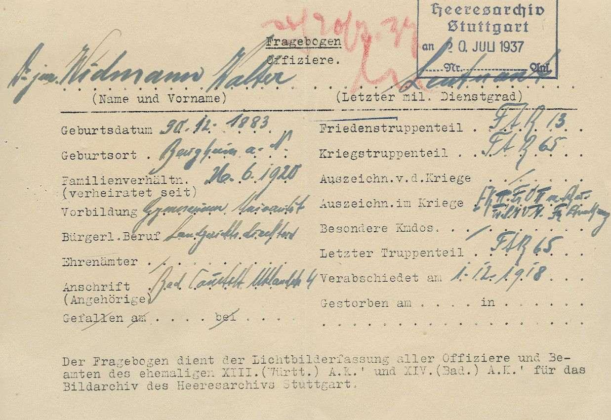 Widmann, Walter, Bild 2