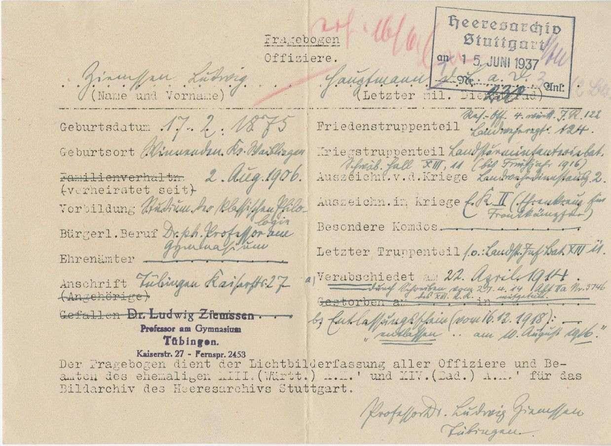 Ziemssen, Ludwig, Bild 3