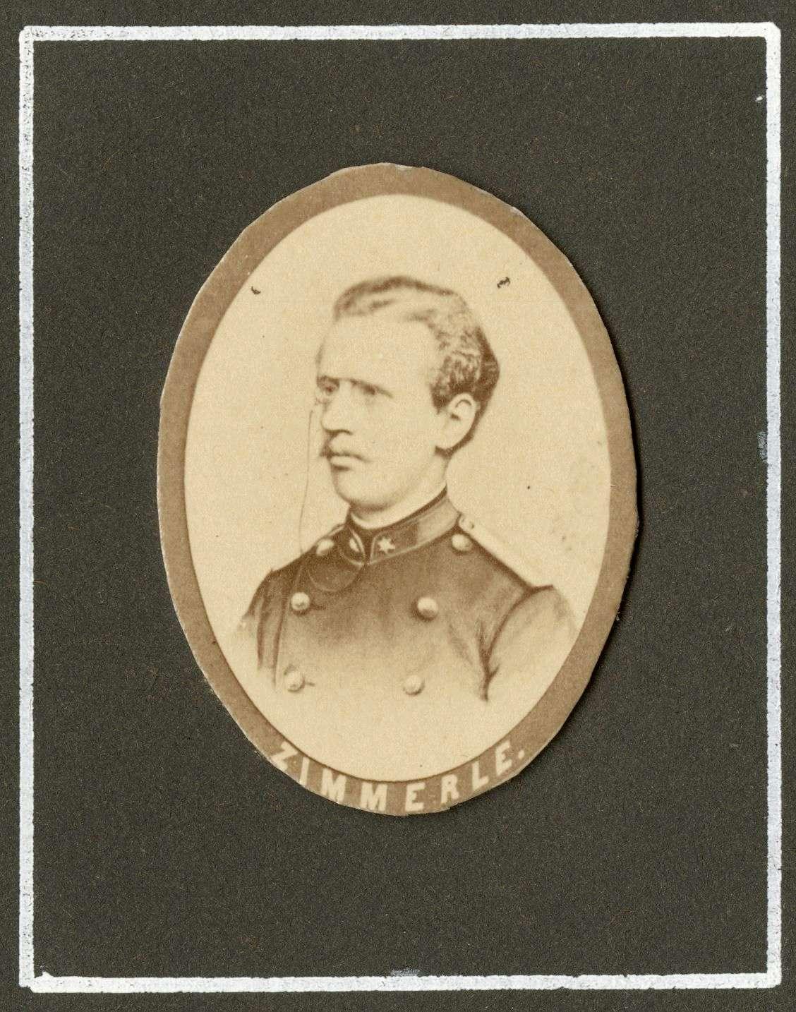 Zimmerle, Hermann, Bild 1