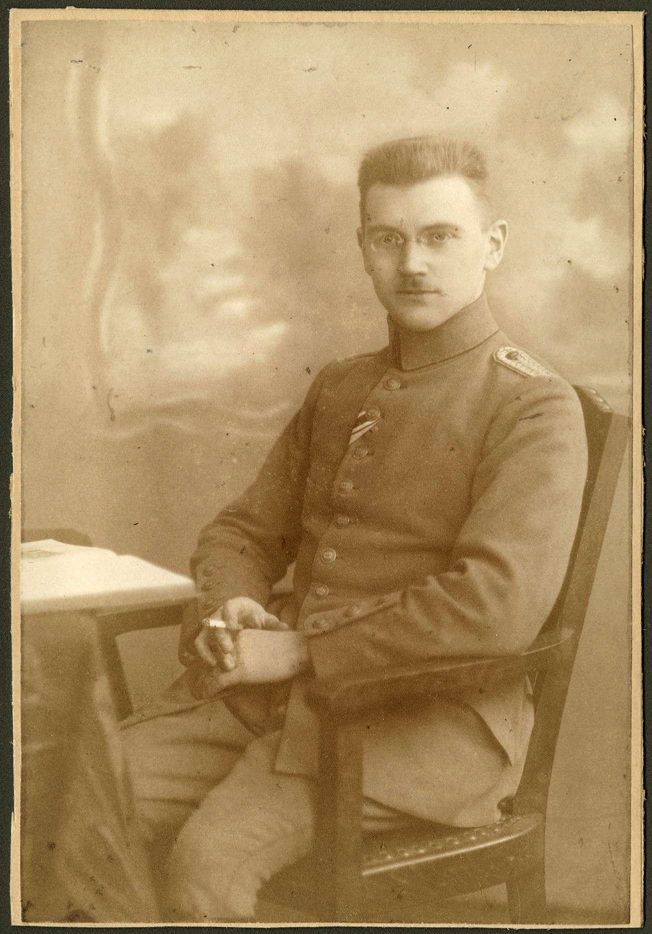 Zimmermann, Julius, Bild 1