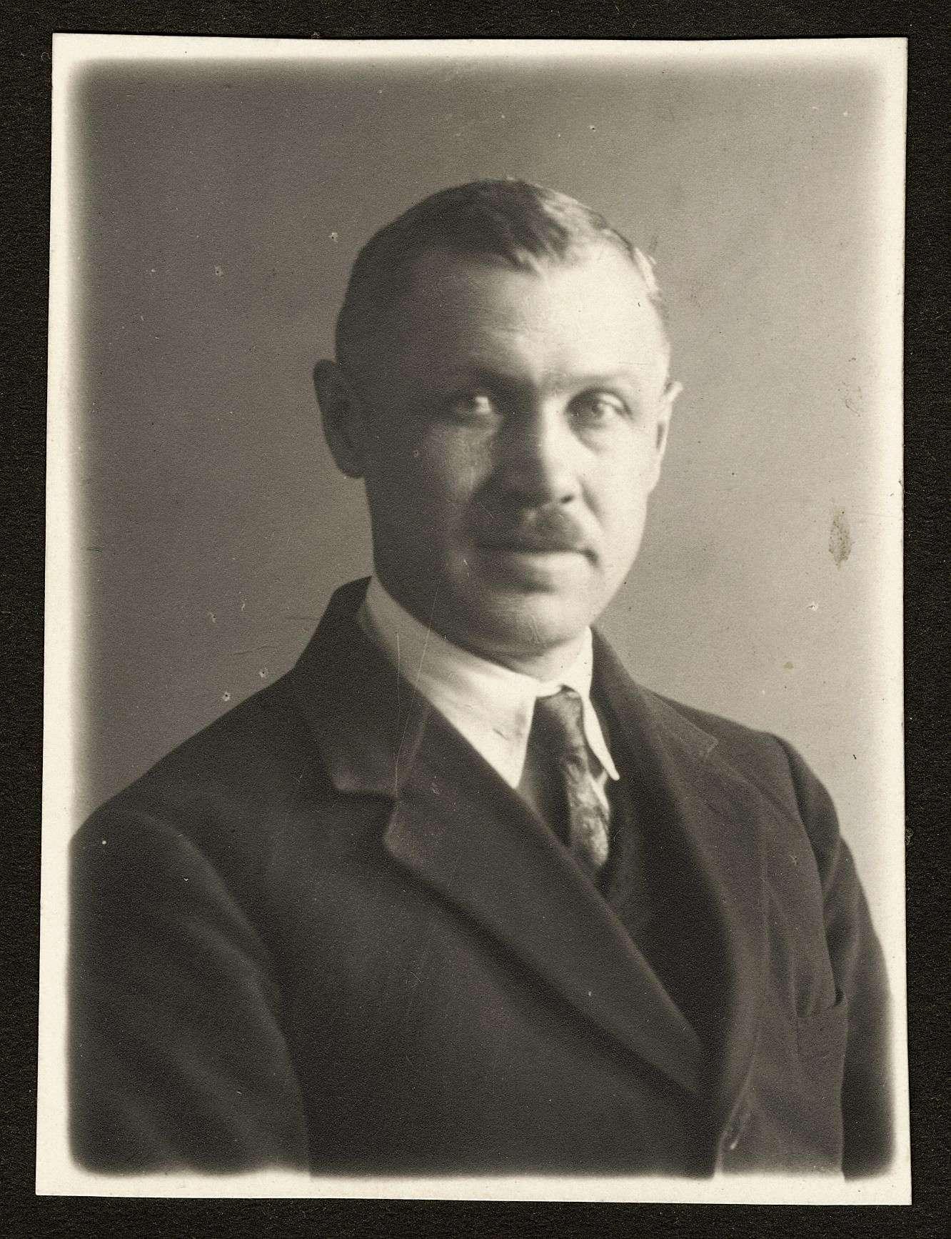 Alber, Wilhelm, Bild 1