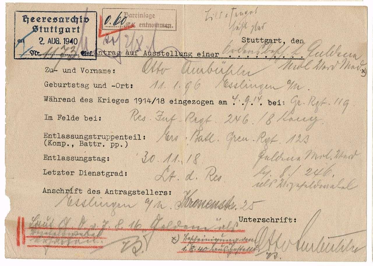 Ambühler, Otto, Bild 3
