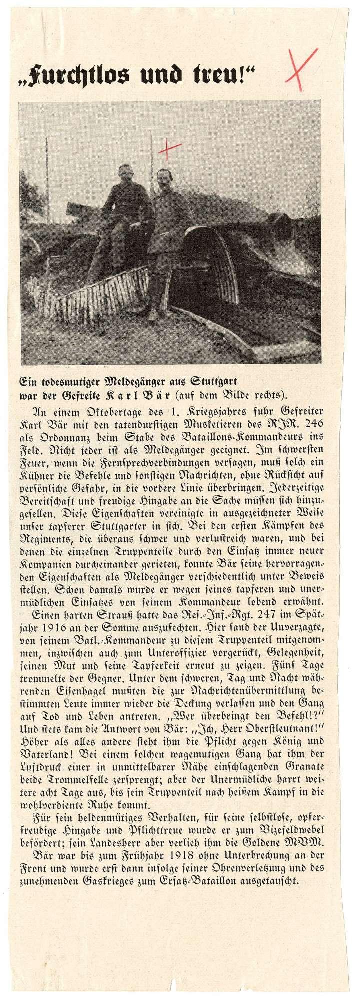 Baer, Karl, Bild 2