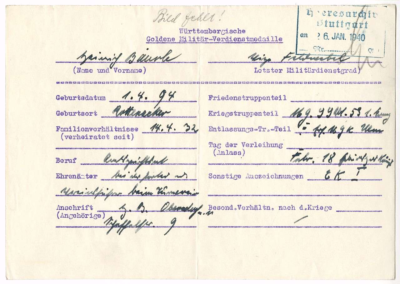 Bäurle, Heinrich, Bild 3