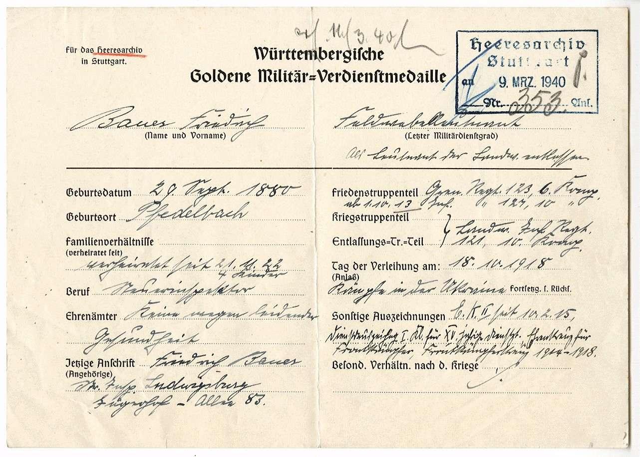 Bauer, Friedrich, Bild 2