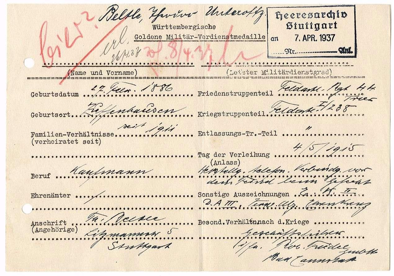 Beltle, Theodor, Bild 2