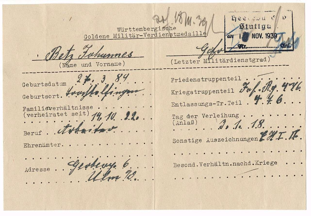 Betz, Johannes, Bild 3