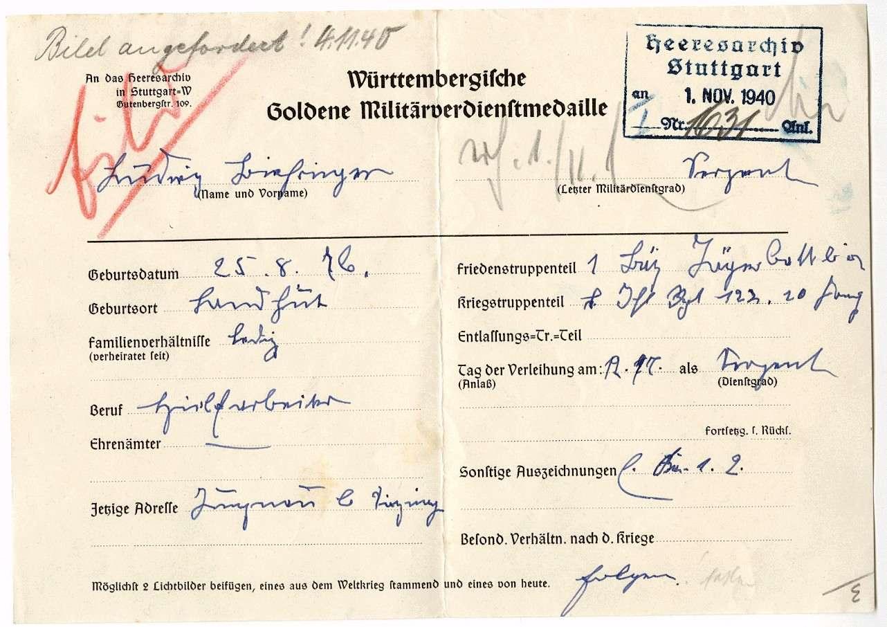 Biehringer, Ludwig, Bild 2