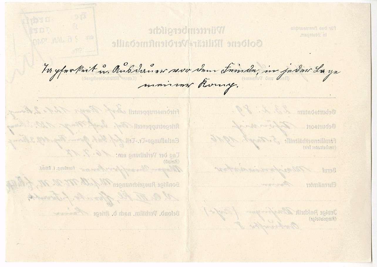 Binder, Wilhelm, Bild 2
