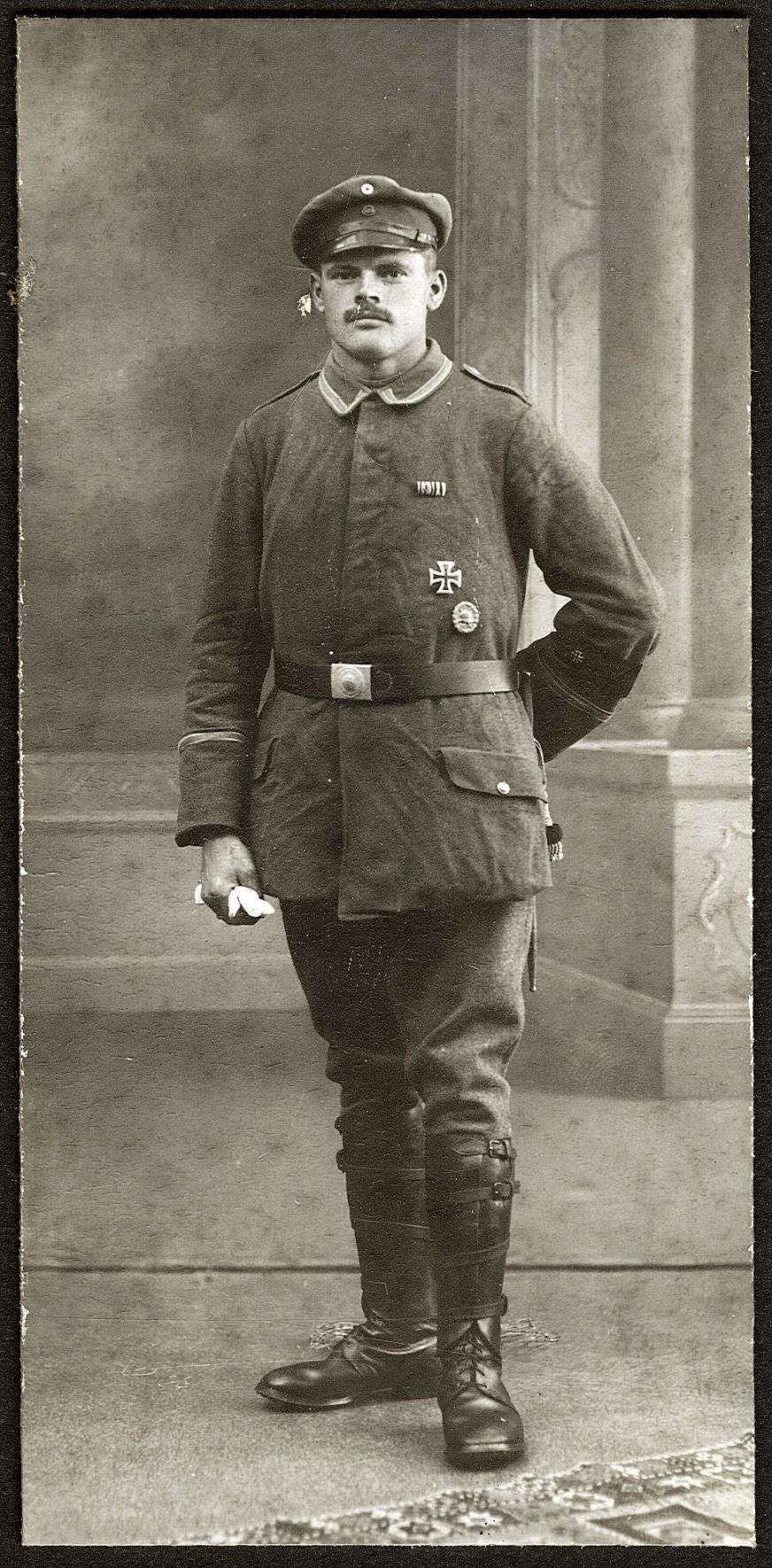 Birk, Gustav, Bild 1