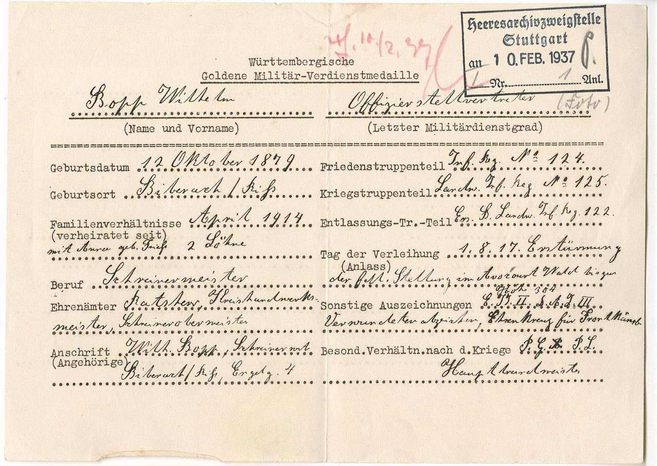 Bopp, Wilhelm, Bild 2