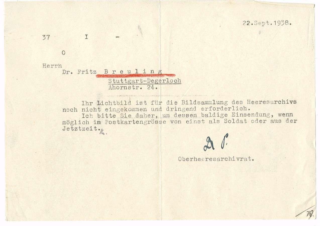 Breuling, Fritz, Dr., Bild 3