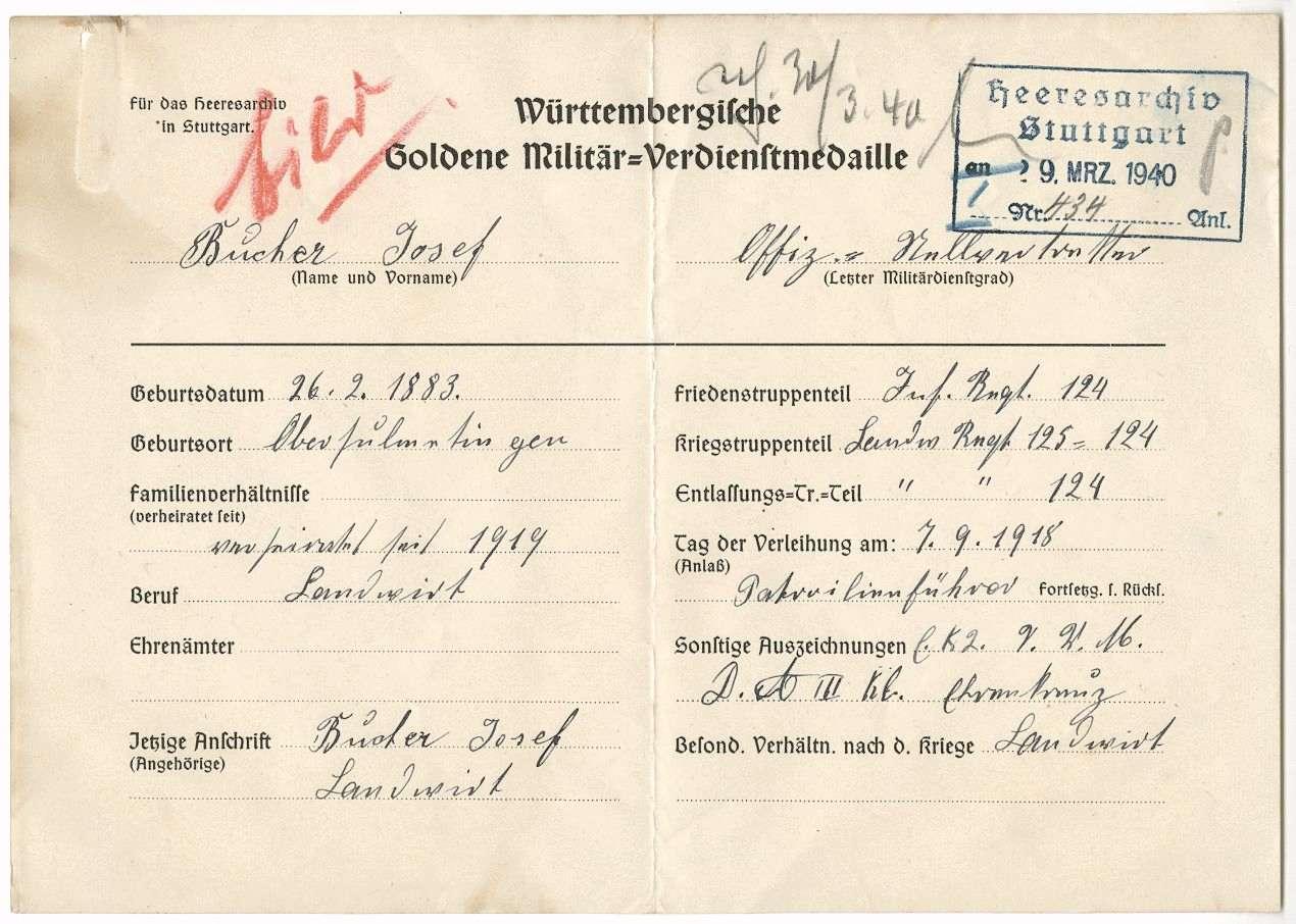 Bucher, Josef, Bild 1