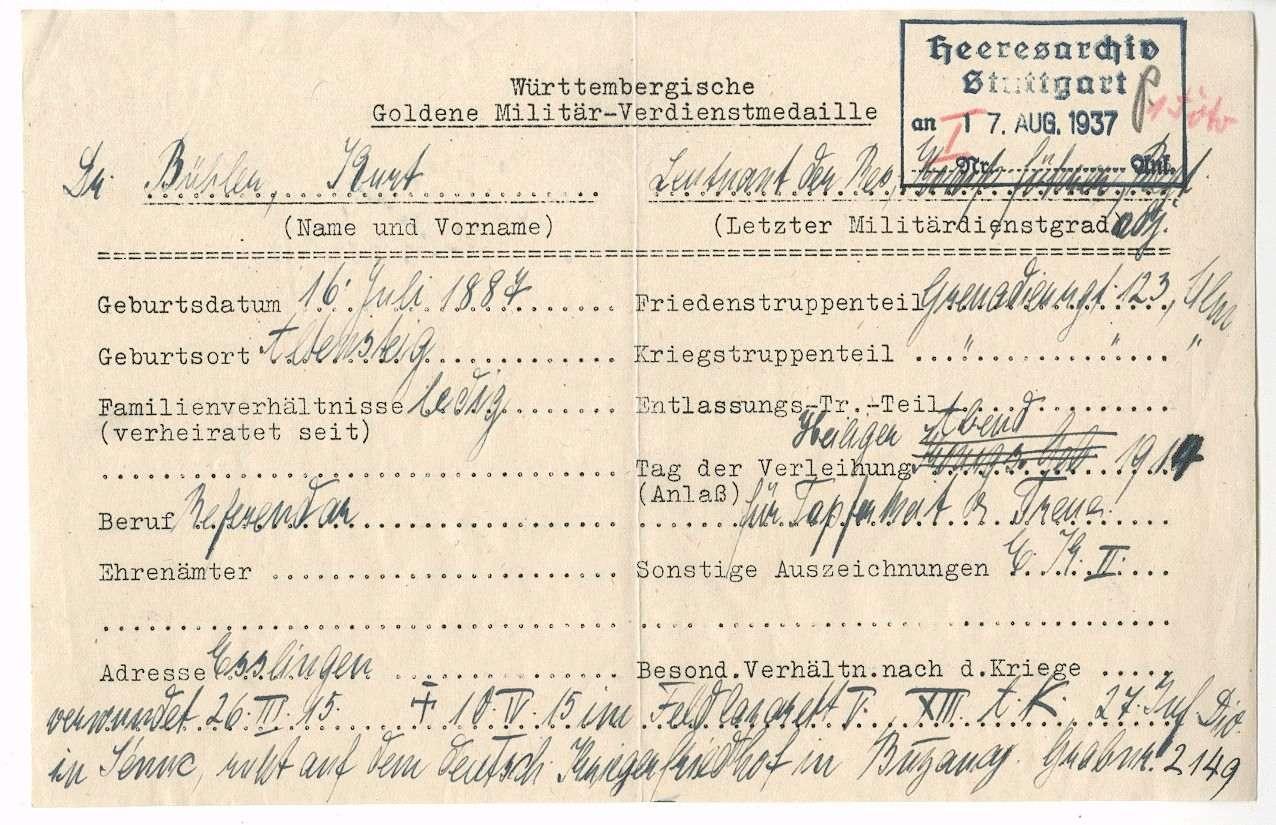 Bühler, Kurt, Dr., Bild 2
