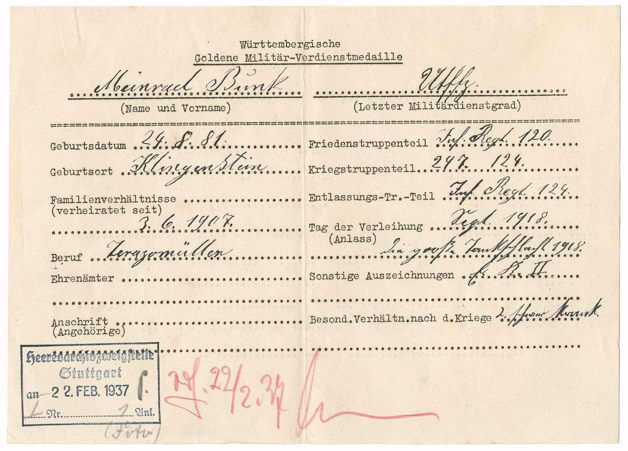 Bunk, Meinrad, Bild 2