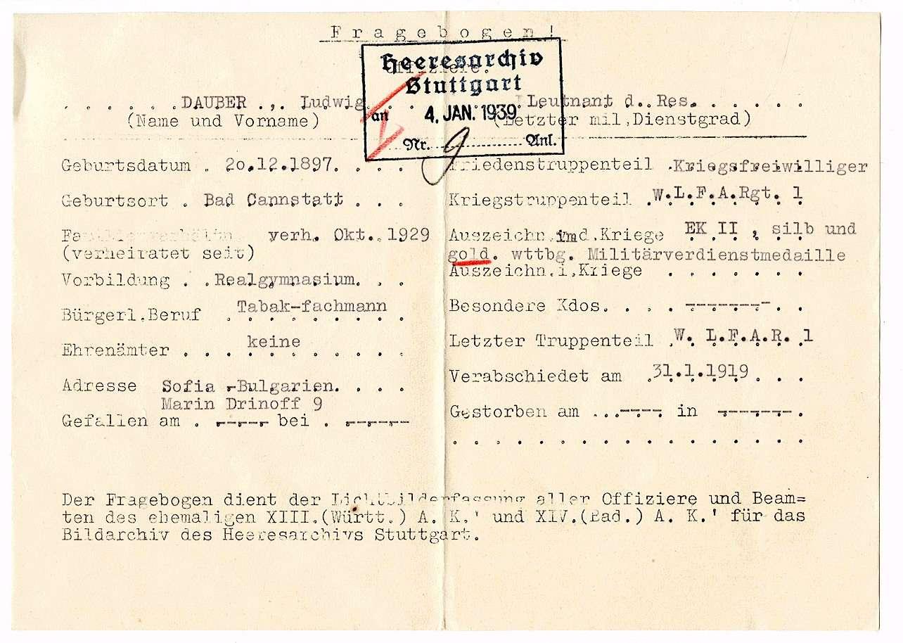 Dauber, Ludwig, Bild 2