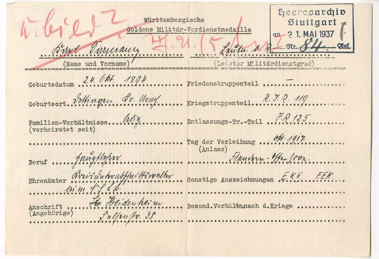 Dirrmann, Karl, Bild 2