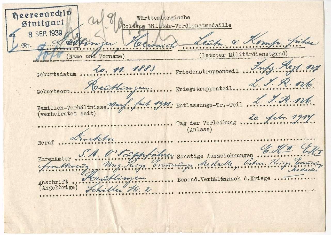 Döttinger, Heinrich, Bild 2