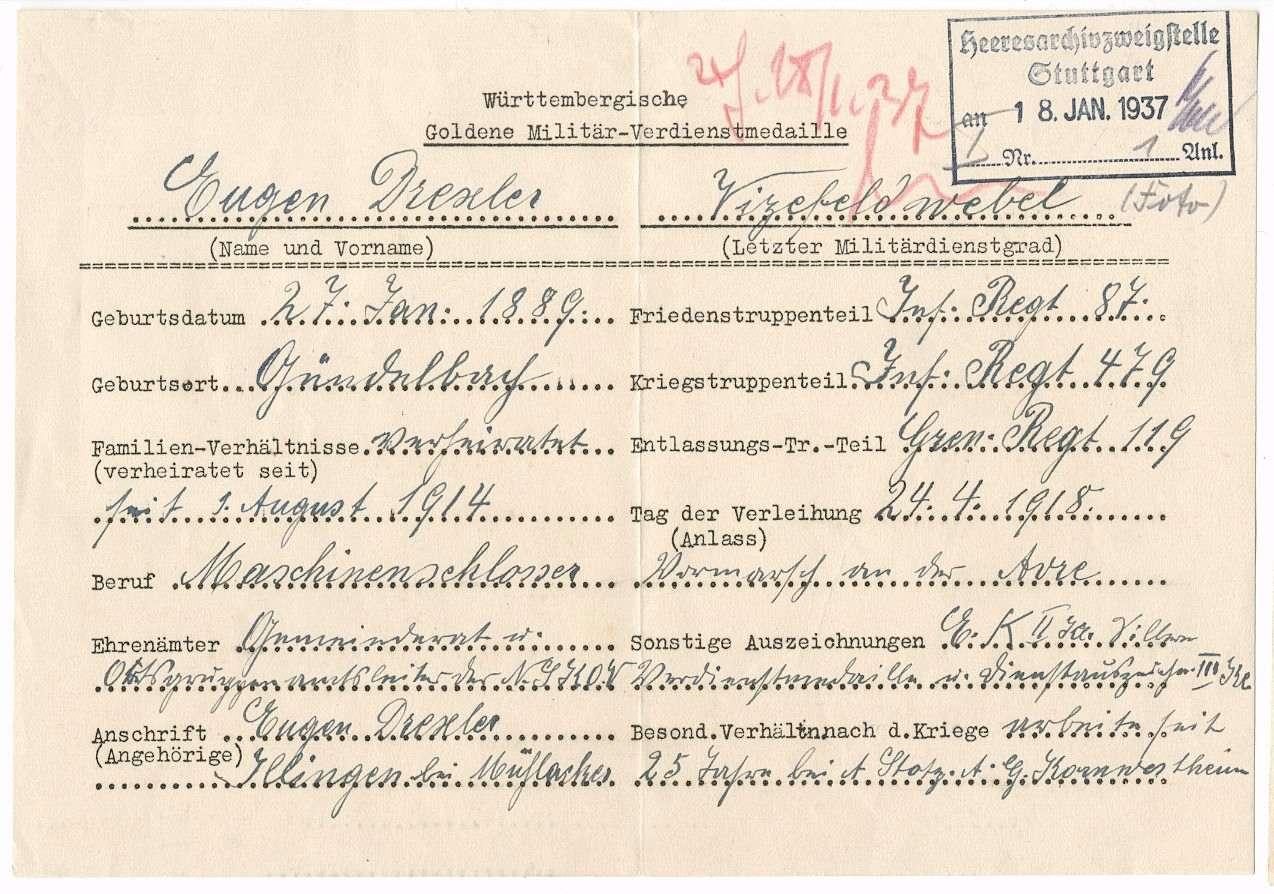Drexler, Eugen, Bild 2