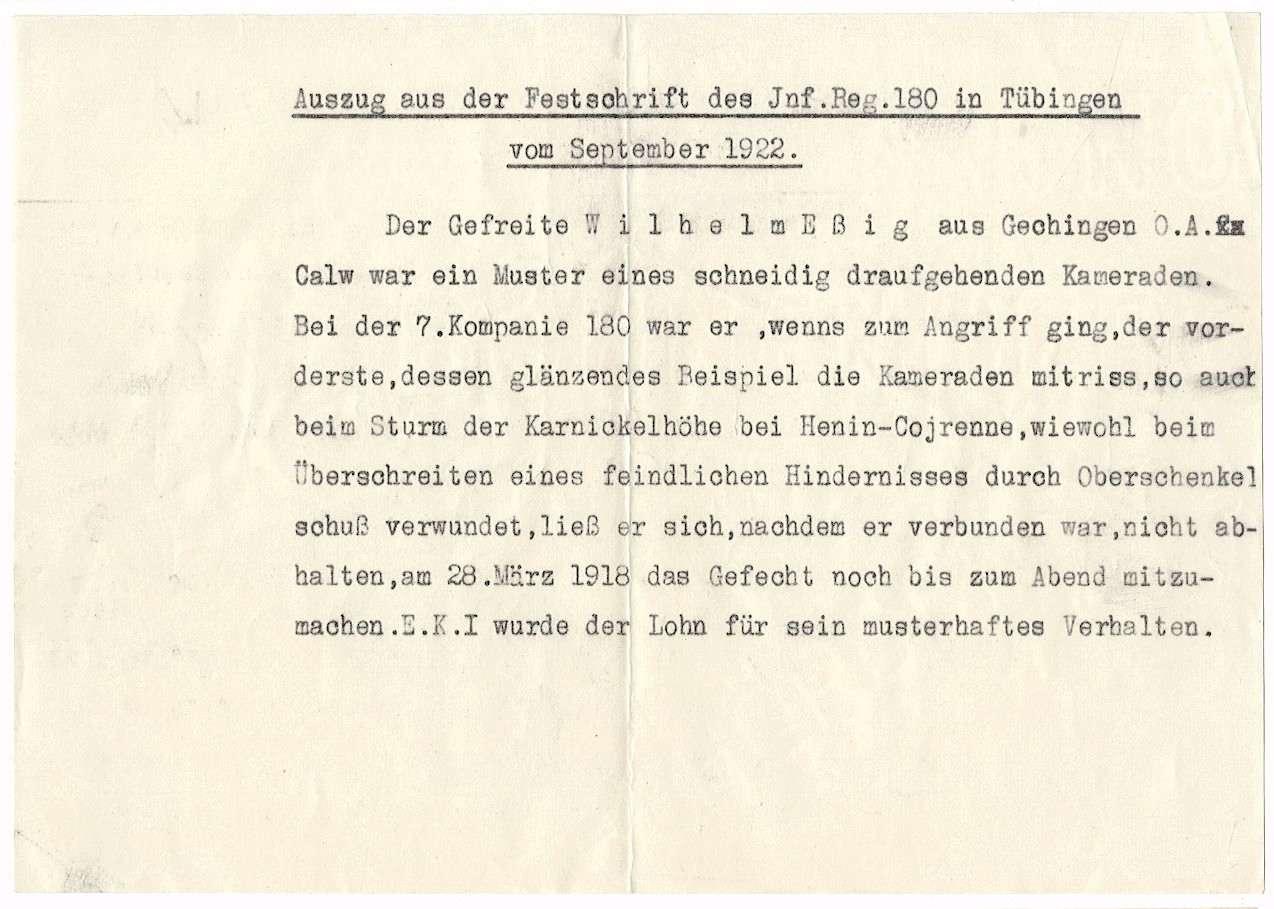 Eßig, Wilhelm, Bild 3