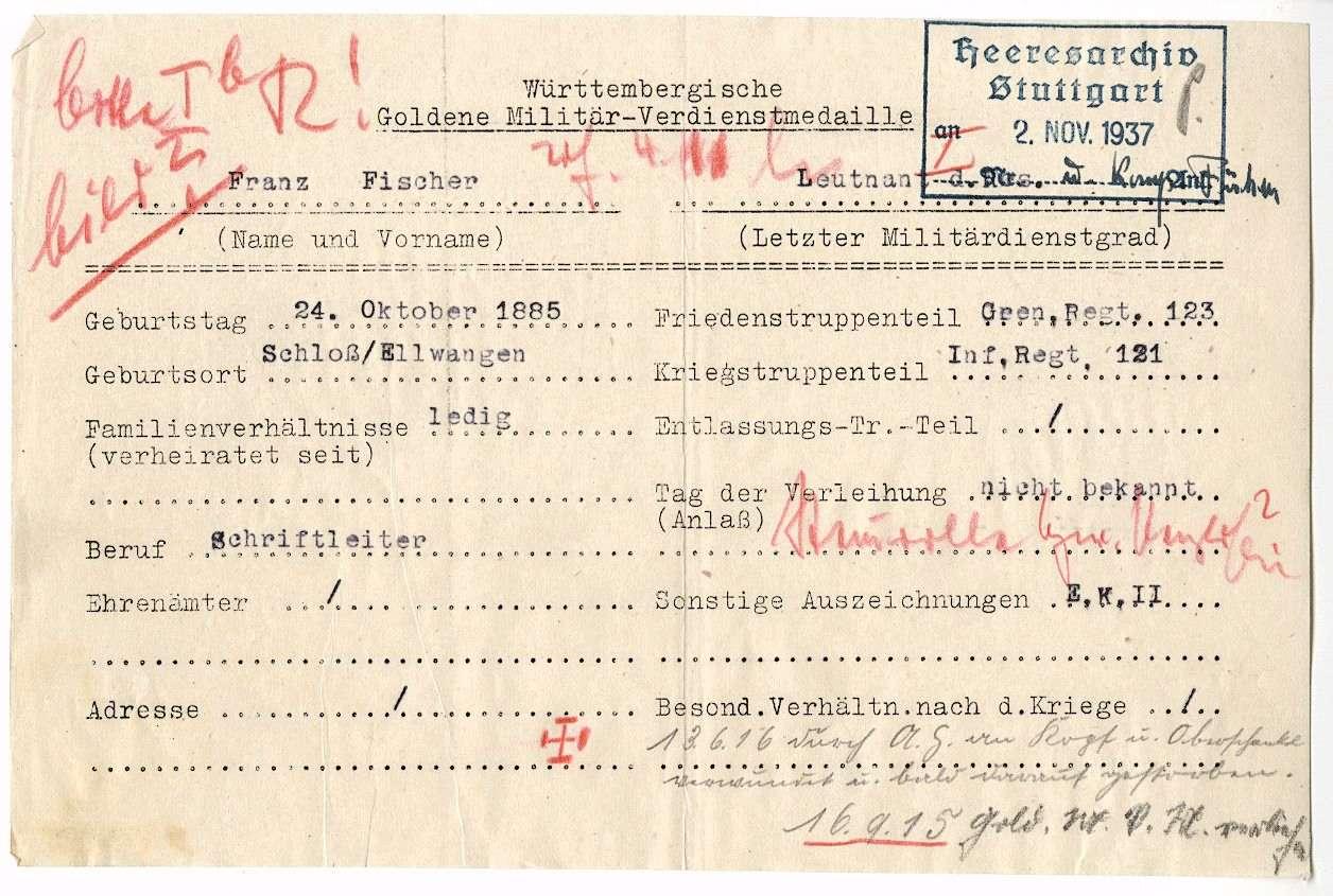 Fischer, Franz, Bild 2