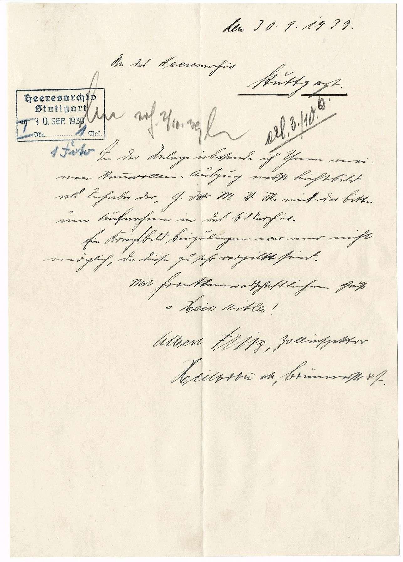 Fritz, Albert Gustav, Bild 2