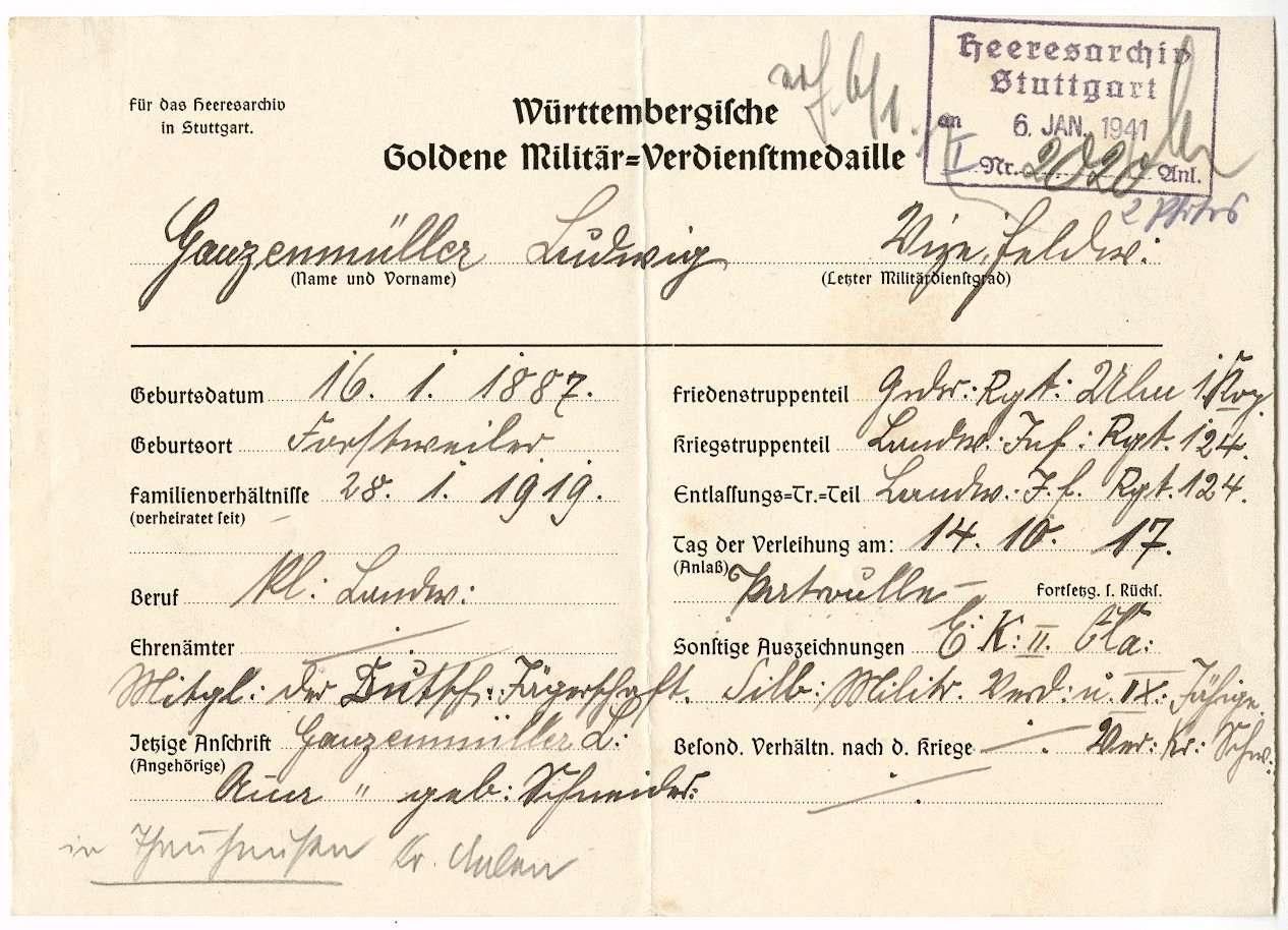 Ganzenmüller, Ludwig, Bild 3