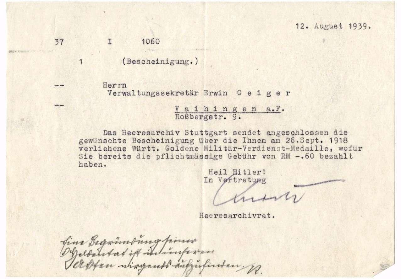 Geiger, Erwin, Bild 3