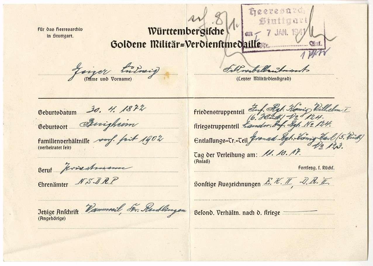Geiger, Ludwig, Bild 2