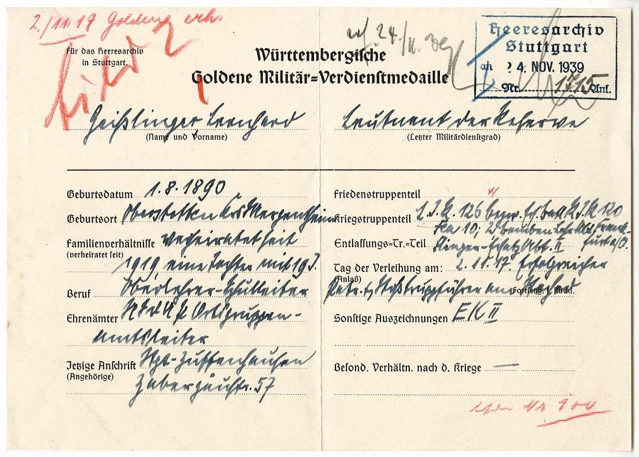 Geißlinger, Leonhard, Bild 2