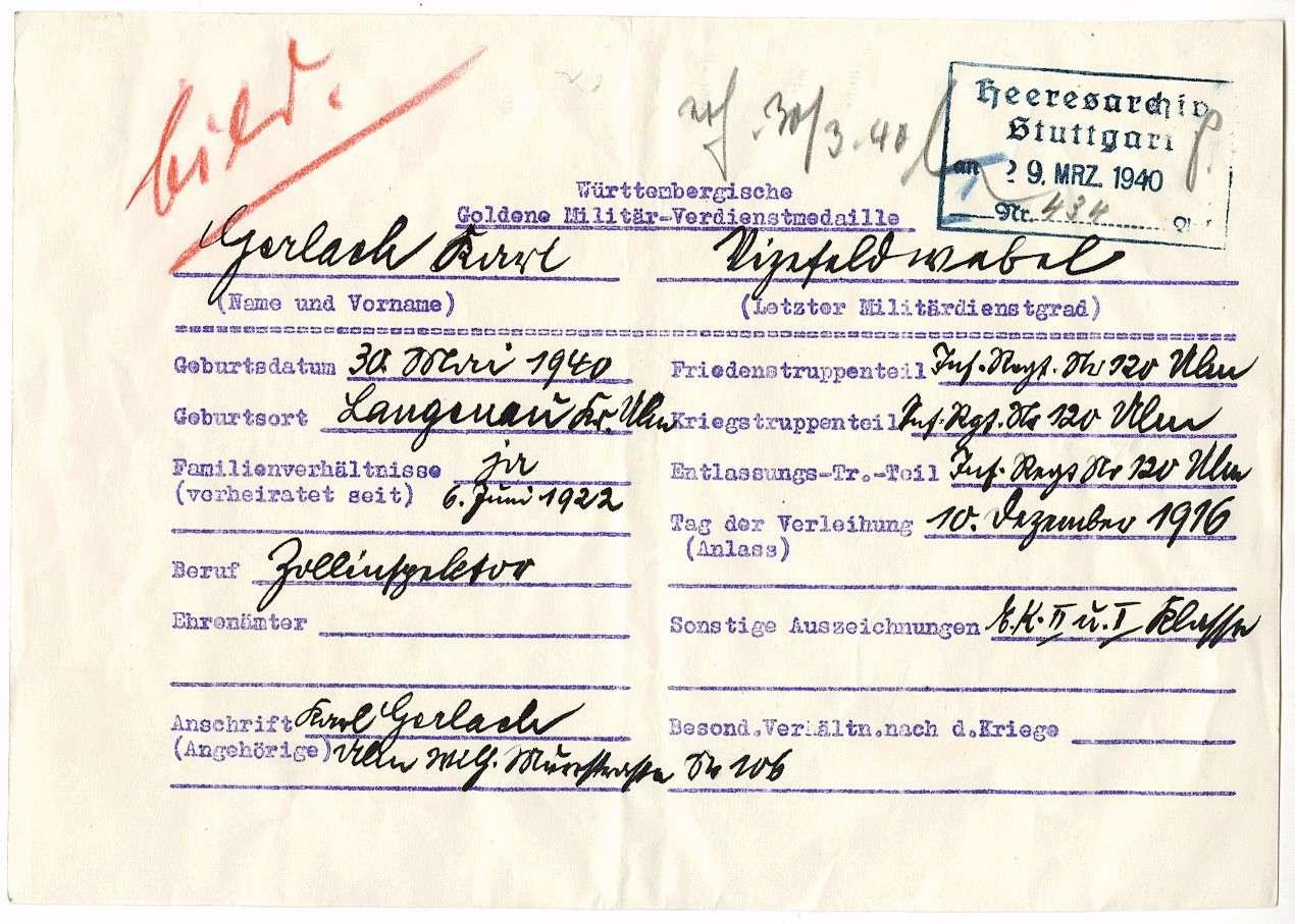 Gerlach, Karl, Bild 2