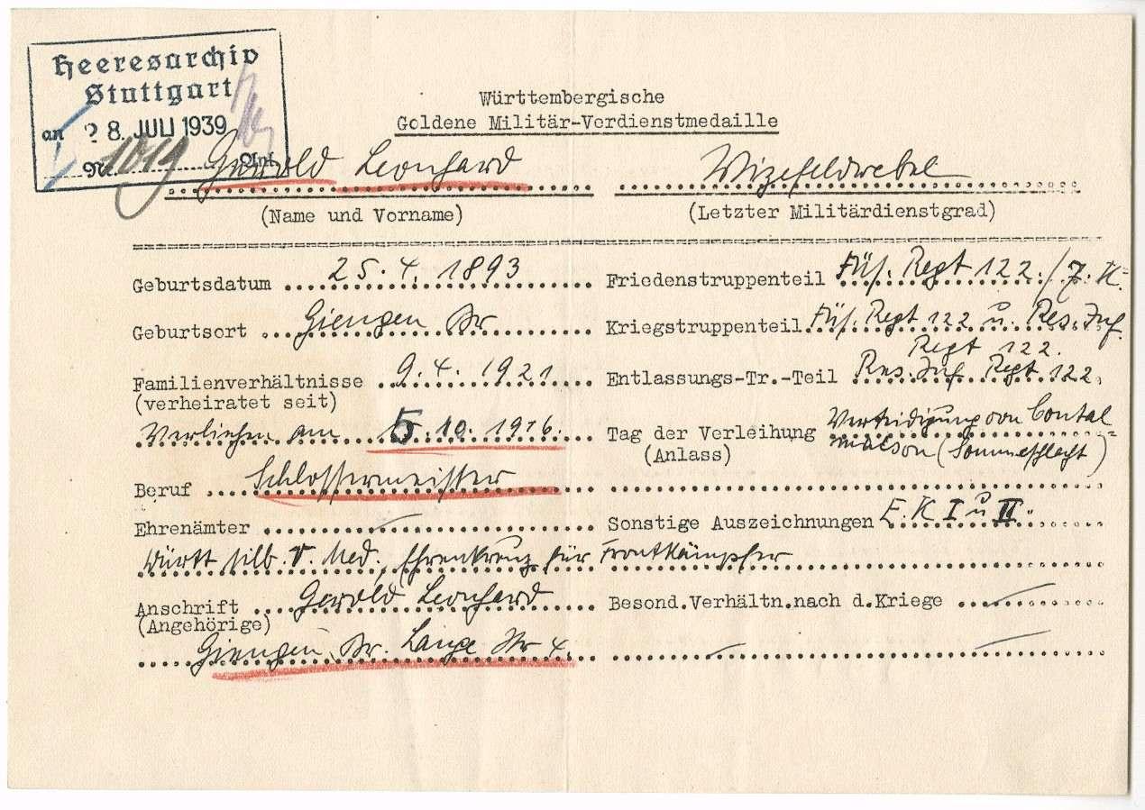 Gerold, Leonhard, Bild 2