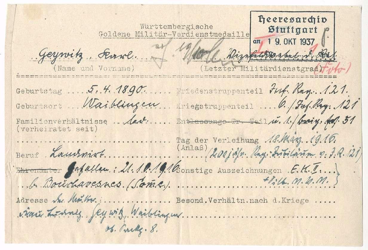 Geywitz, Karl, Bild 2