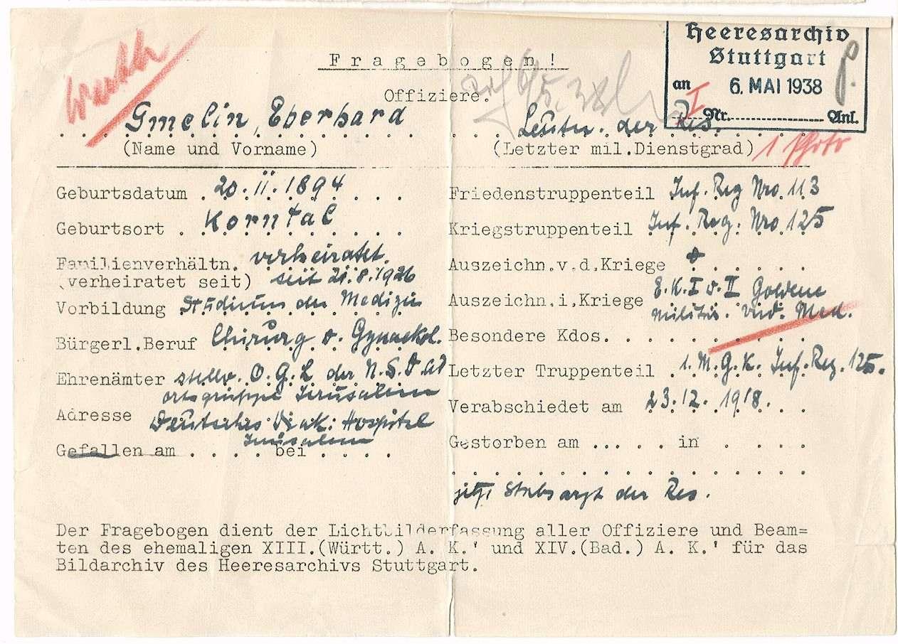 Gmelin, Eberhard, Bild 3