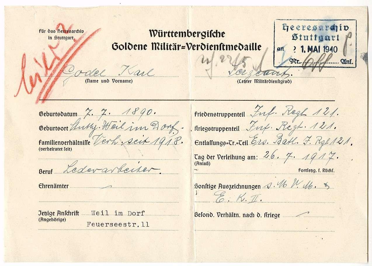 Godel, Karl, Bild 2