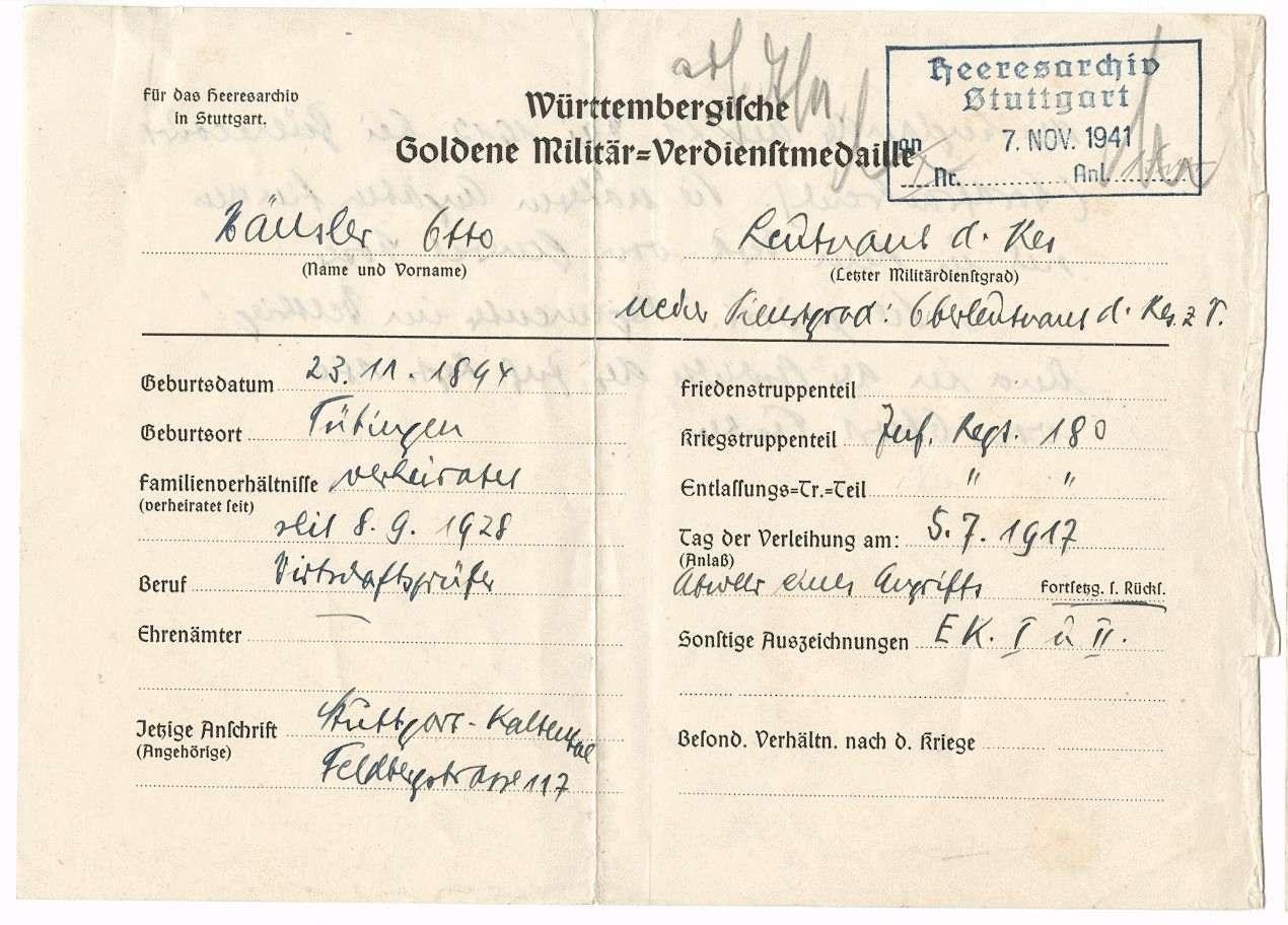 Häussler, Otto, Bild 2