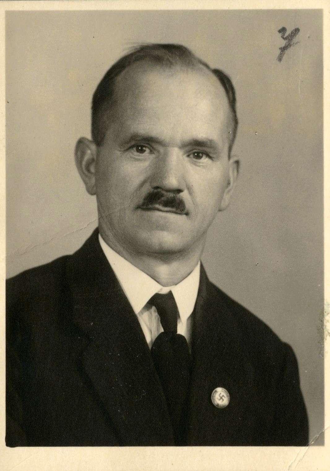 Hamann, Wilhelm, Bild 1