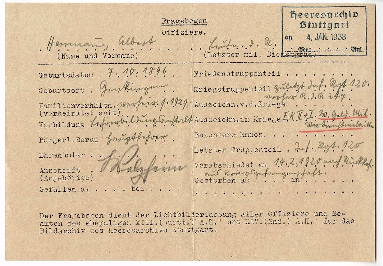 Herrmann, Albert, Bild 2