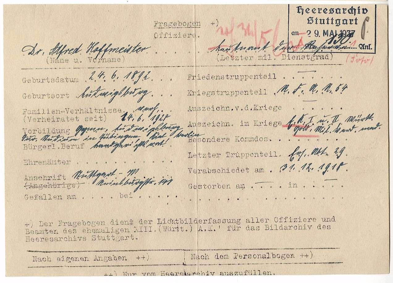 Hoffmeister, Alfred, Dr., Bild 3