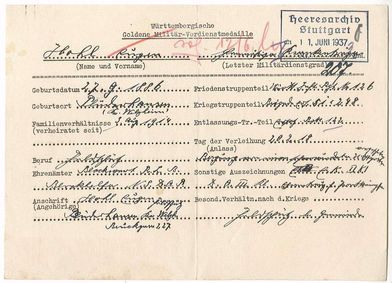 Hohl, Eugen, Bild 2