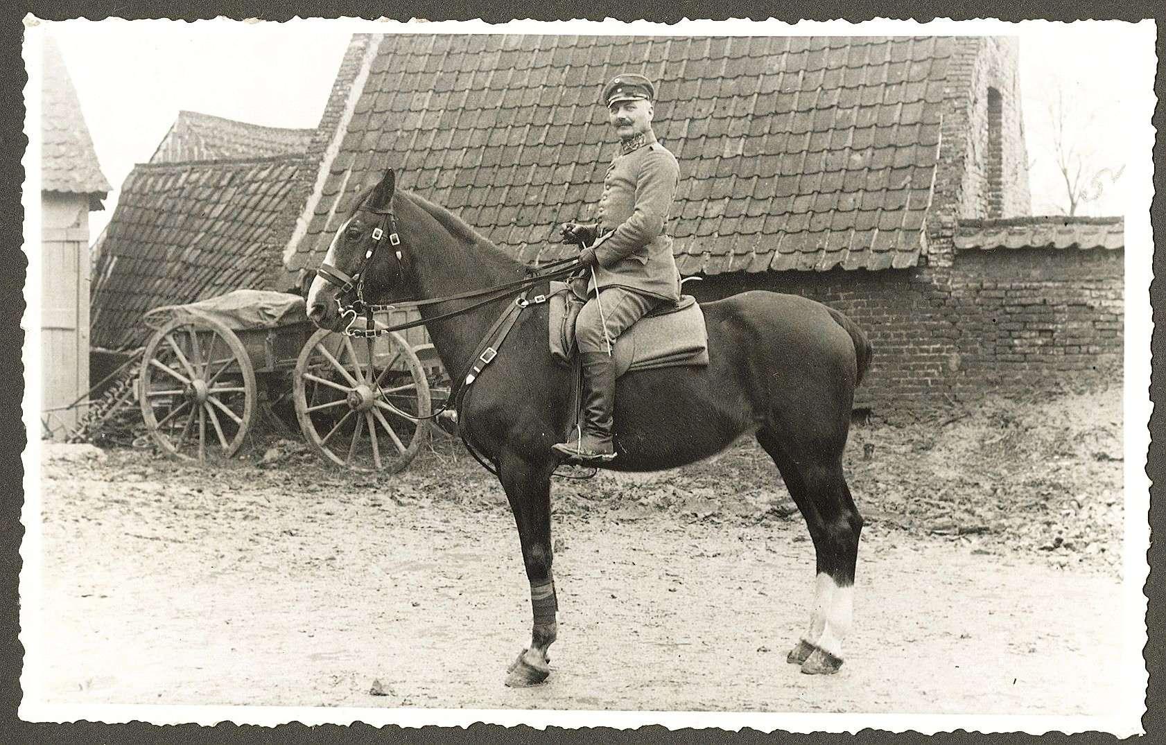 Hornberger, Gustav, Bild 1
