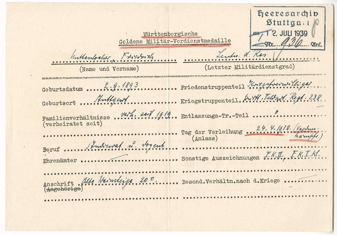 Huttenlocher, Friedrich, Dr., Bild 2