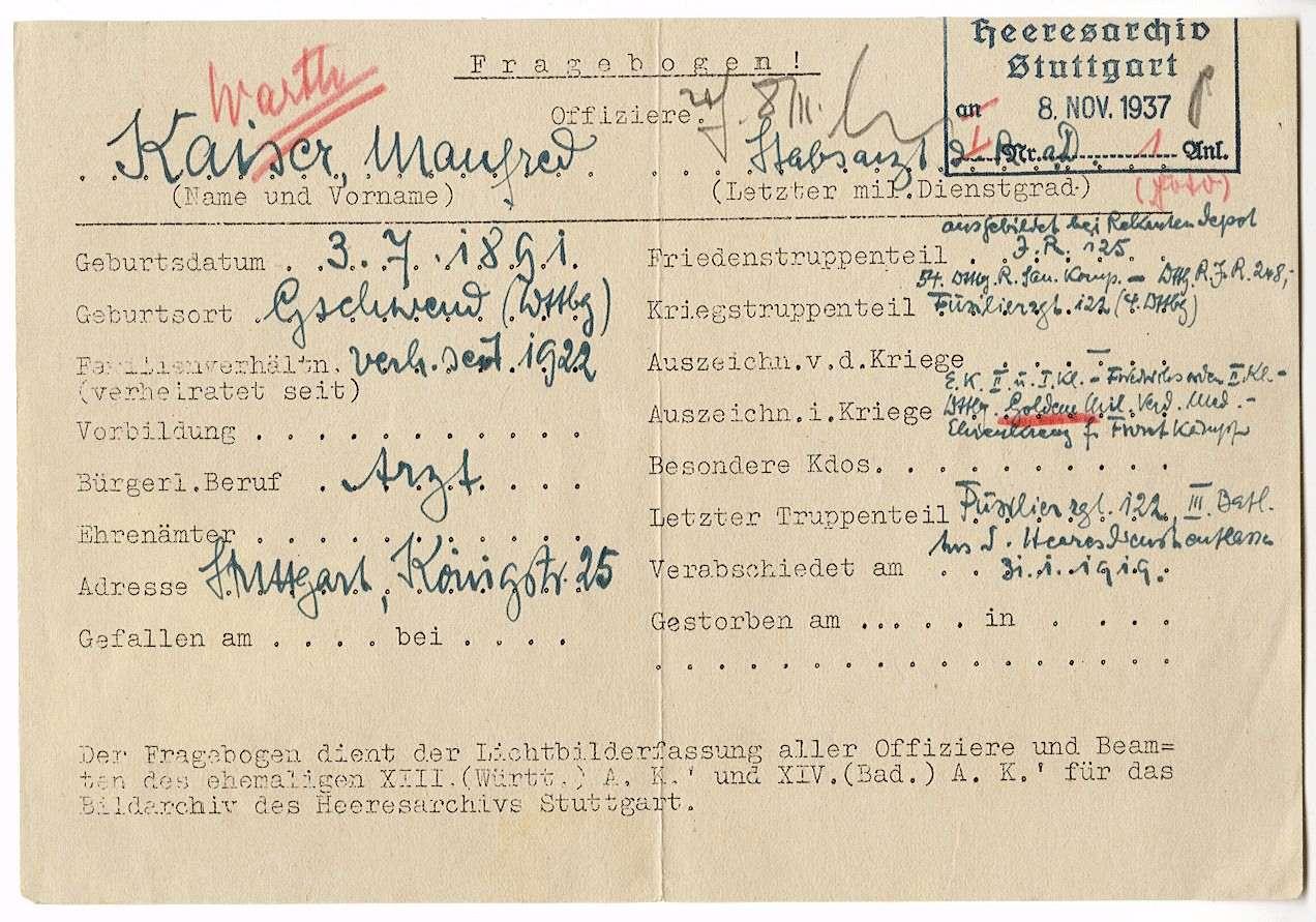 Kaiser, Manfred, Dr., Bild 2