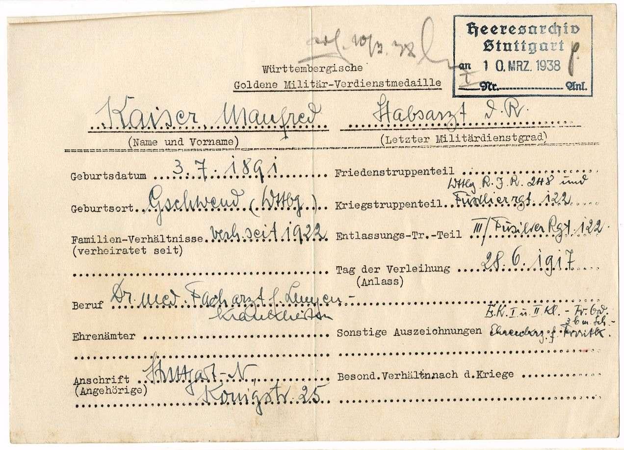 Kaiser, Manfred, Dr., Bild 3