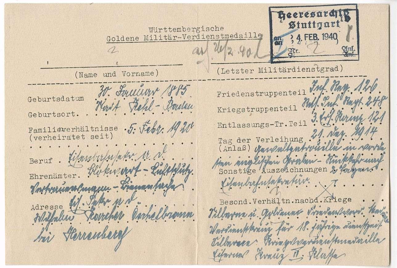 Karcher, Wilhelm, Bild 2