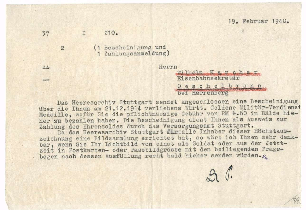Karcher, Wilhelm, Bild 3